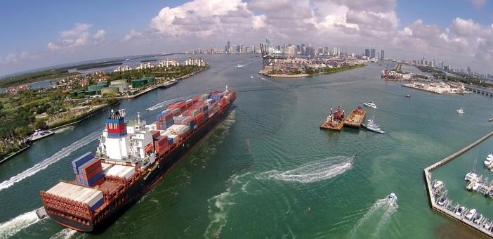 New tool enhances safety for larger cargo ships entering Miami