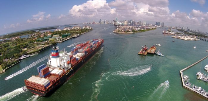 PortMiami to use NOAA's real-time support system