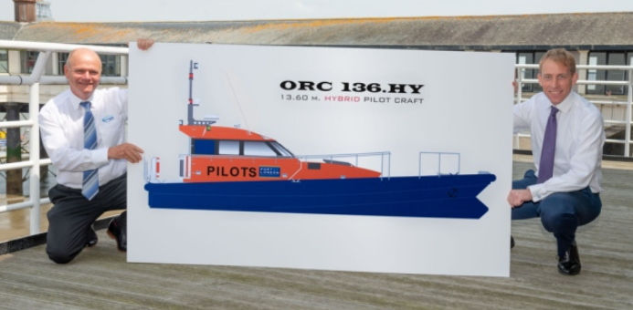 Port of London Authority orders UK's first hybrid pilot boat