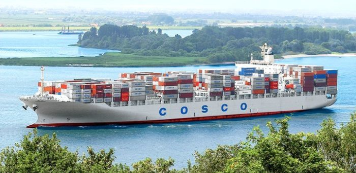 Cosco still affected by cyber attack