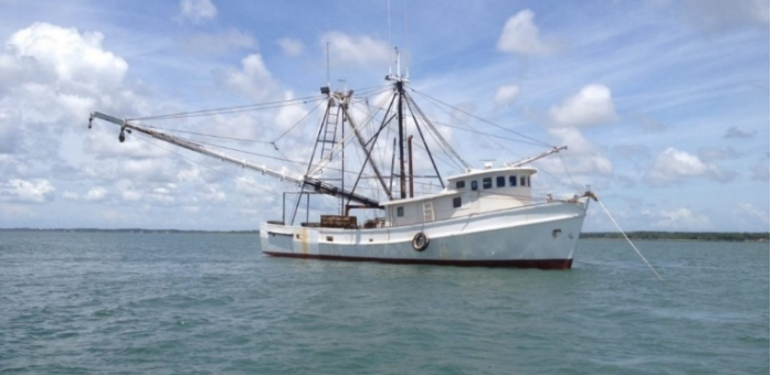 Unattended wheelhouse the cause of Southern Bell's sinking off Texas