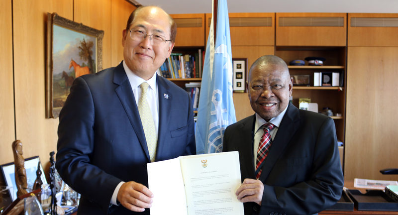 South Africa signs up to IMO treaty on fishing vessel personnel