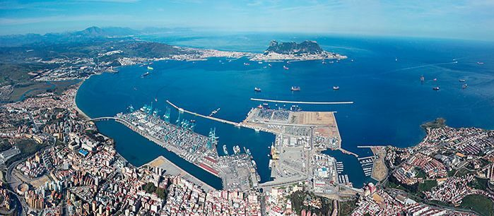 Port city of Algeciras calls for help to deal with migrants influx