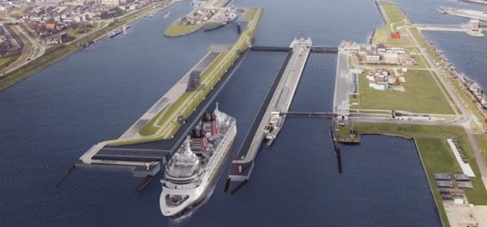 Deep-sea quay to be built in North Sea Canal