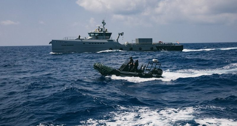 Illegal fishing off Tanzania thwarted after six months of joint patrols
