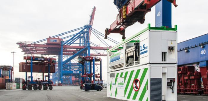 Hamburg to accommodate eco-friendly power supply technology