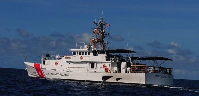 USCG assists 10 after vessel went adrift off Bahamas