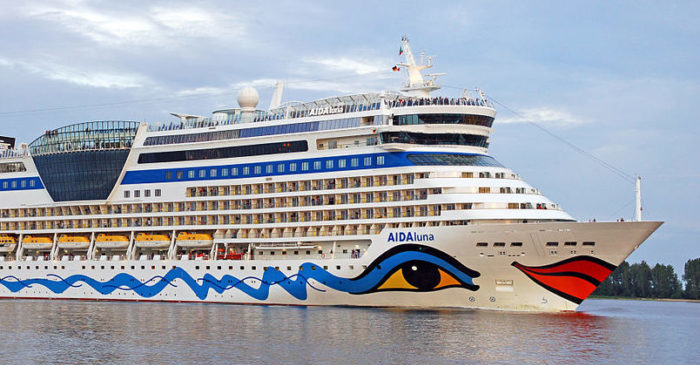 AIDA Cruises to trial fuel cells in 2021