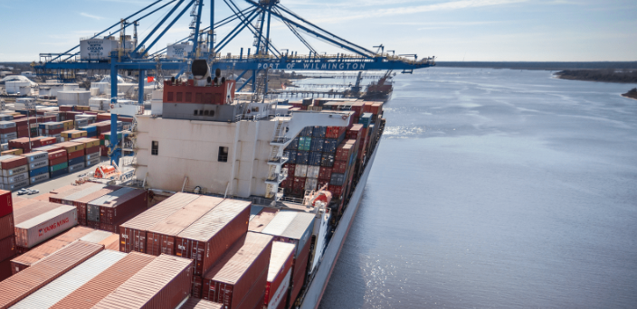 North Carolina ports fully resume operations after Hurricane Florence