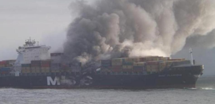 Court found MSC not liable for Flaminia fire