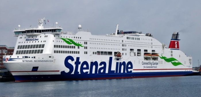 Stena Line to test AI technology onboard ship