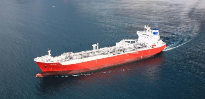 LPG as marine bunker fuel: The alternative solution for the future