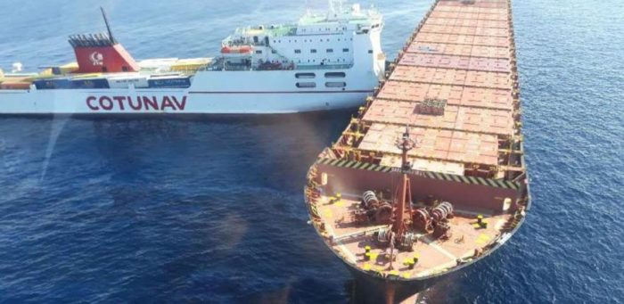 Human error remains key concern for shipping safety