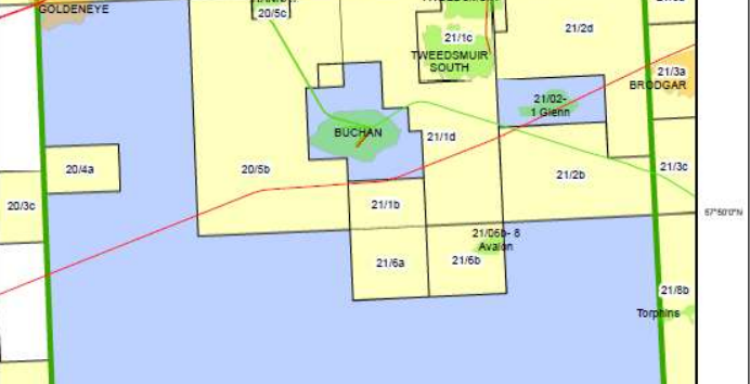 UK launches new offshore licensing round for Greater Buchan area