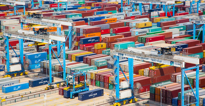 Khalifa Port welcomes its largest ever bulk carrier