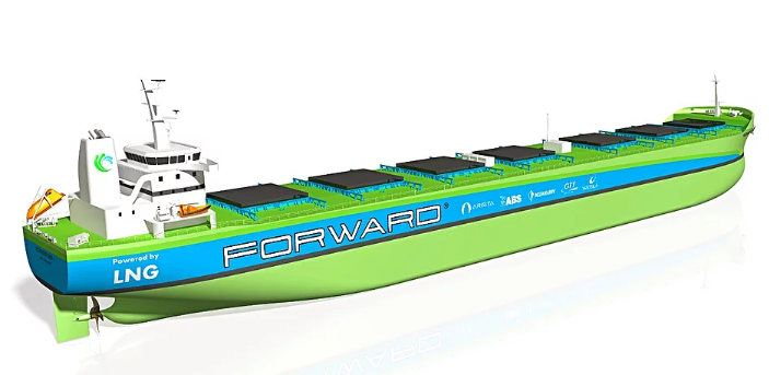 Project Forward paves the way for IMO´s CO2 emissions target