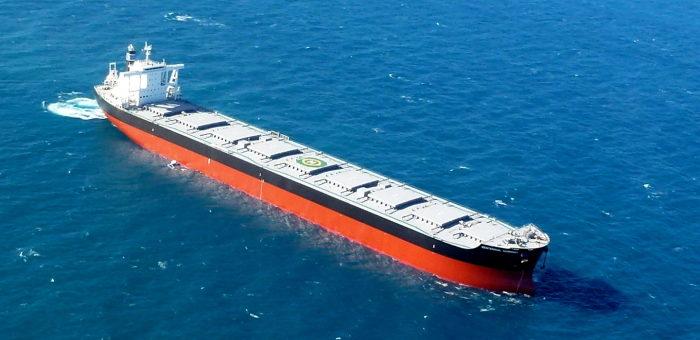 Bulk carrier stranded in North Atlantic is now safe
