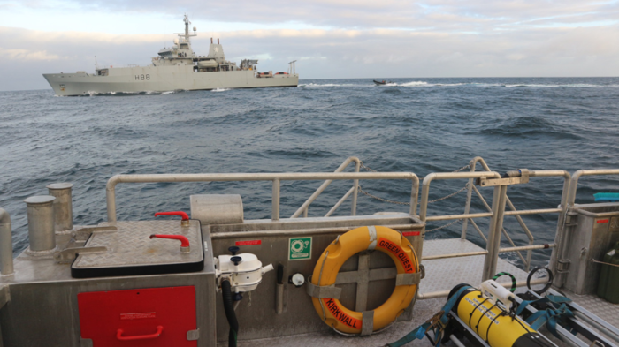 UK, US test naval power systems