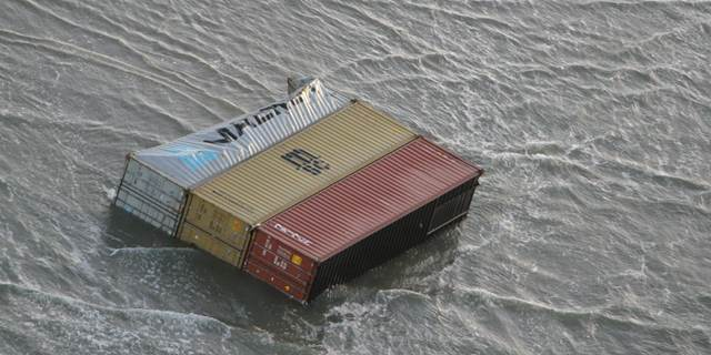 Large-scale salvage operation begins for MSC Zoe containers