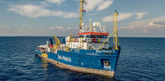 Volunteers on Sea-Watch 3 face prosecution for rescuing migrants