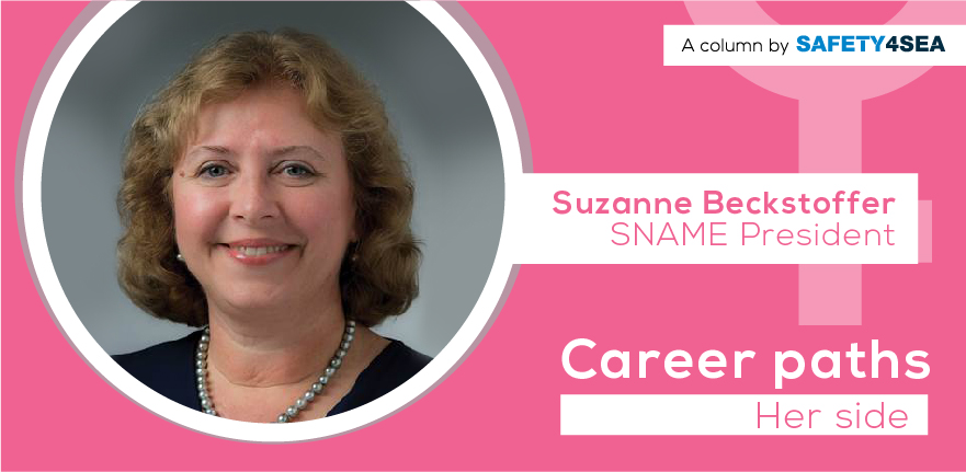 Career Paths: Suzanne Beckstoffer, SNAME President 2019-2020
