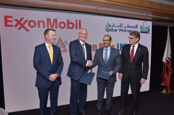 Partners to construct a LNG export project in the US