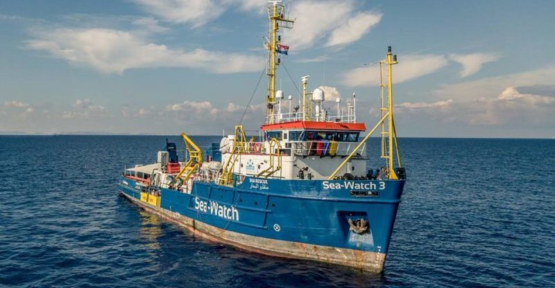 Sea-Watch 3 seized after migrants disembark