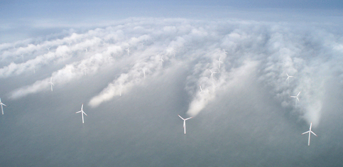 Mathematical tool aims to optimize offshore wind farms design