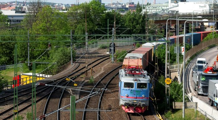 Port of Gothenburg reports strong rail traffic in 2018