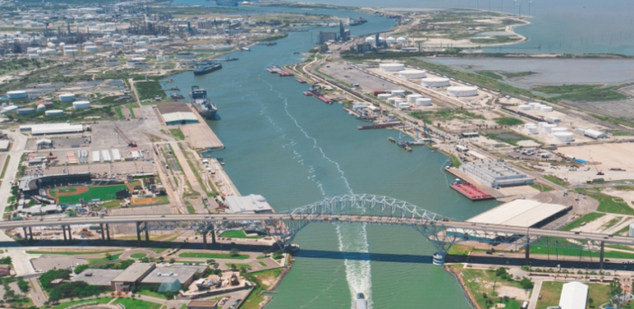 Port of Corpus Christi reaches agreement for new petroleum exportterminal