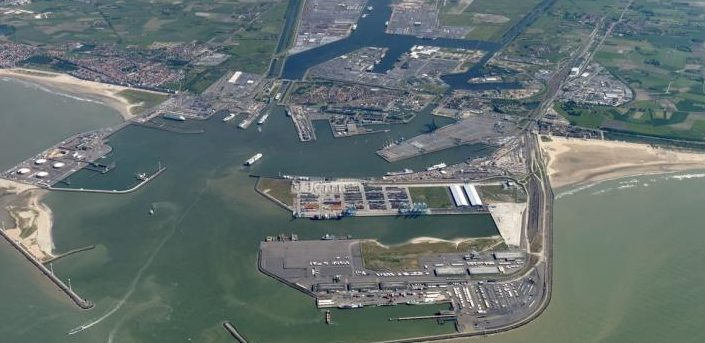 Port of Zeebrugge unveils digital tools ahead Brexit