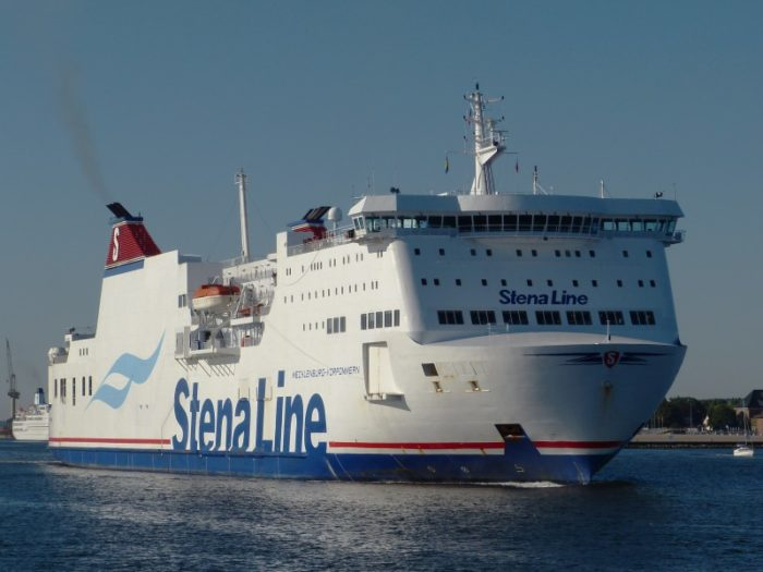 Stena Line will not continue with LNG retrofit project
