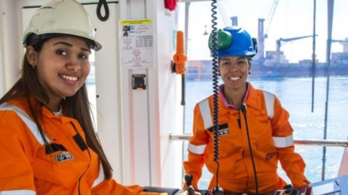 Svitzer hires first all-female crew in Latin America