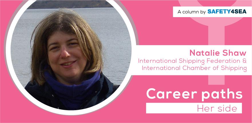 Career Paths: Natalie Shaw, ICS