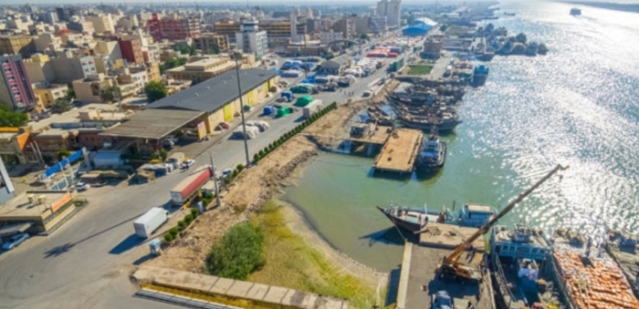 Abadan ports' exports rise by 56% in 2018