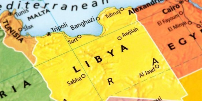 Libya seizes US-sanctioned Iranian container ship