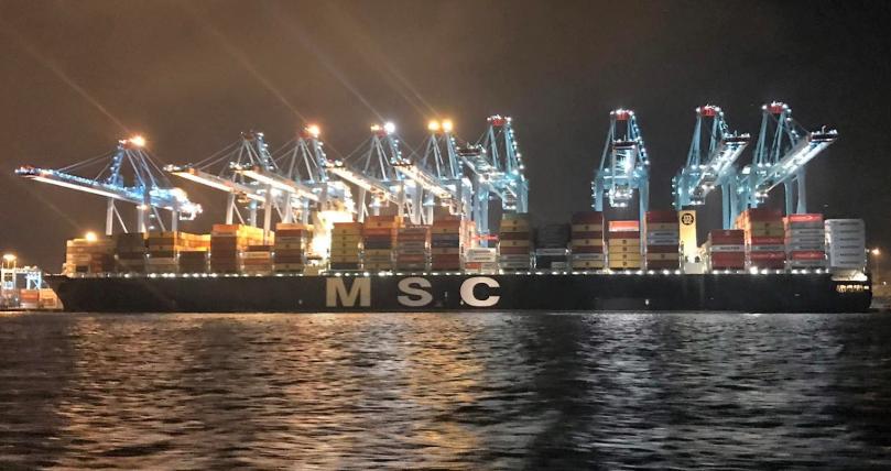 APM Terminals Algeciras sets new Port Moves Per Hour record