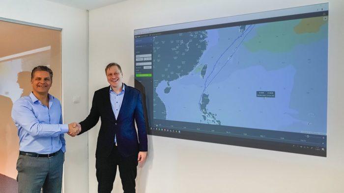 NAPA, ChartWorld to provide AI voyage optimization