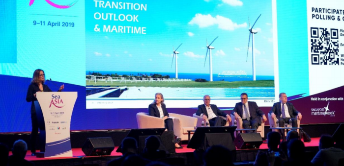 Shipping will see a variety in future energy