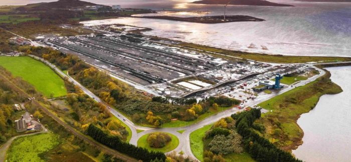 Peel Ports publishes its plans for Hunterston Site