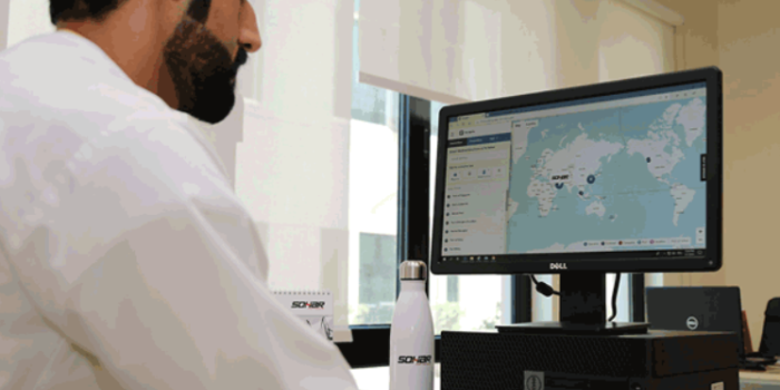 SOHAR port and Freezone launch online route planner
