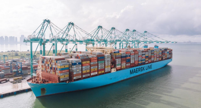 Port ofTanjung Pelepas marks record for highest utilization of a container ship