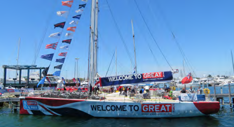 Lessons learned: Man overboard fatality from world racing yacht