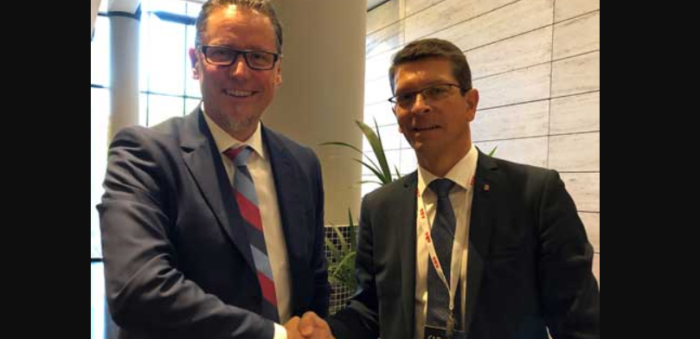 DNV GL joins forces with Kongsberg supporting digitalization