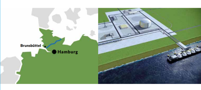 Germany's first LNG terminal a step closer to completion