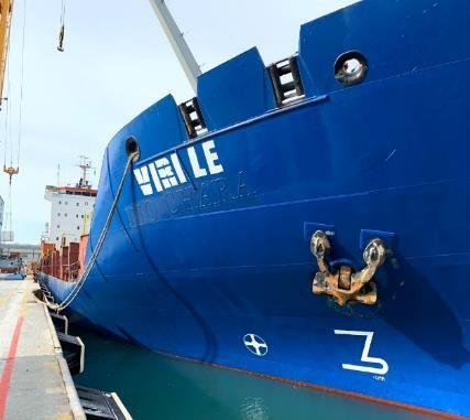 Vessel with 18 deficiencies detained in Marina di Carrara