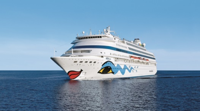 AIDA Cruises eyes fleet electrification in a world's first