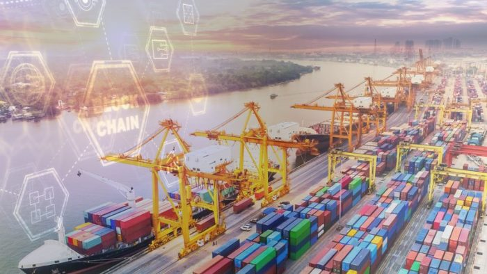 Shipping giants take part in new data exchange platform