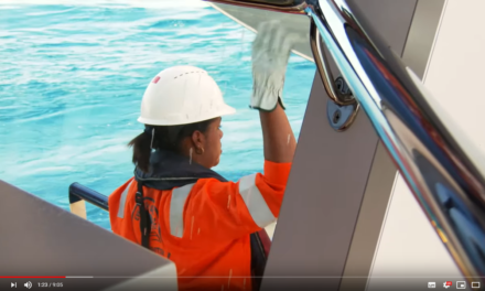 Watch: IMO promotes gender diversity in maritime