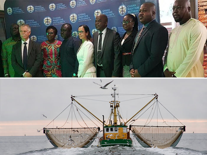 IMO to boost safety of ships and fishing in Ghana